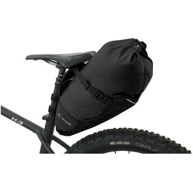 VAUDE Trailsaddle Satteltasche 12l black uni